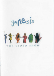 The Video Show by GENESIS album cover