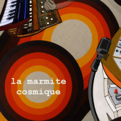 La Marmite Cosmique by BUKWALD, ARNAUD  album cover