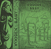 Forbidden Pastures by WOODEN BABY album cover
