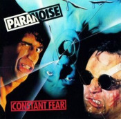 Constant Fear by PARANOISE album cover