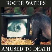 Amused To Death by WATERS, ROGER album cover