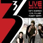 Live Boston '88 by 3 album cover