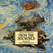 From The Discworld by GREENSLADE, DAVE album cover