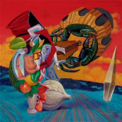 Octahedron by MARS VOLTA, THE album cover