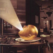 De-Loused In The Comatorium by MARS VOLTA, THE album cover