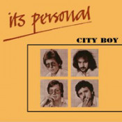 It's Personal by CITY BOY album cover