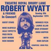 Theatre Royal Drury Lane by WYATT, ROBERT album cover