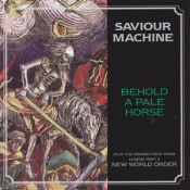 Behold A Pale Horse (CD single) by SAVIOUR MACHINE album cover