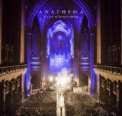 A Sort of Homecoming by ANATHEMA album cover