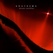 Distant Satellites by ANATHEMA album cover