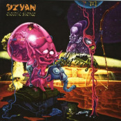 Electric Silence by DZYAN album cover