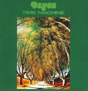 Time Machine by DZYAN album cover