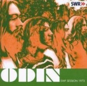 SWF Sessions 1973 by ODIN album cover
