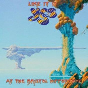 Like It Is: Yes at the Bristol Hippodrome by YES album cover