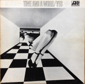 Time And A Word by YES album cover