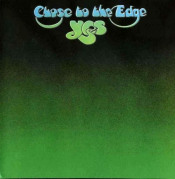 Close To The Edge by YES album cover