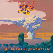 Like It Is - Yes at the Mesa Arts Centre by YES album cover