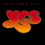 Open Your Eyes by YES album cover