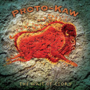The Wait Of Glory by PROTO-KAW album cover