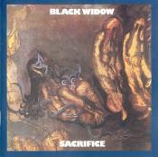 Sacrifice by BLACK WIDOW album cover