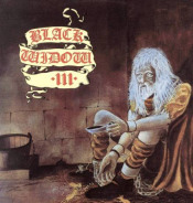 Black Widow III  by BLACK WIDOW album cover