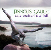 One Inch Of The Fall by FINNEUS GAUGE album cover