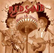 Music For Sharks by RED SAND album cover