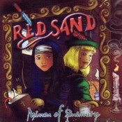 Mirror Of Insanity by RED SAND album cover