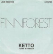 Ketto by FINNFOREST album cover