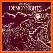 Demon Nights  by FINNFOREST album cover