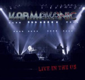 Live in the US by KARMAKANIC album cover