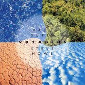 Voyagers (with Paul Sutin) by HOWE, STEVE album cover