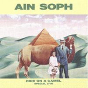 Ride on a Camel - Special Live by AIN SOPH album cover