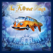 The Sum Of No Evil by FLOWER KINGS, THE album cover