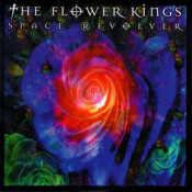 Space Revolver by FLOWER KINGS, THE album cover