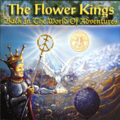 Back In The World Of Adventures by FLOWER KINGS, THE album cover