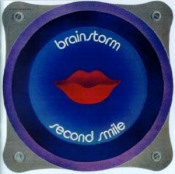 Second Smile by BRAINSTORM album cover