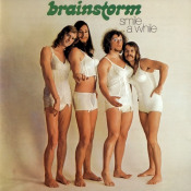 Smile A While  by BRAINSTORM album cover