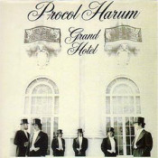 Grand Hotel by PROCOL HARUM album cover