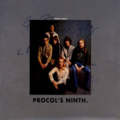 Procol's Ninth by PROCOL HARUM album cover