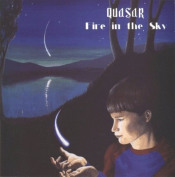 Fire In The Sky by QUASAR album cover
