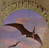 Dinosaur Swamps by FLOCK, THE album cover