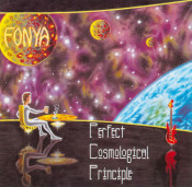Perfect Cosmological Principle by FONYA album cover