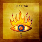 Gothic Kabbalah by THERION album cover