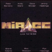 Mirage Live 14.12.94 by BARDENS' MIRAGE, PETER album cover