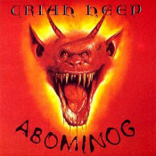 Abominog by URIAH HEEP album cover