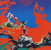 The Magician's Birthday by URIAH HEEP album cover