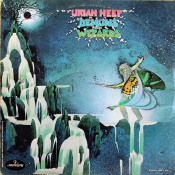 Demons And Wizards by URIAH HEEP album cover