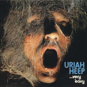 Very 'Eavy...Very 'Umble by URIAH HEEP album cover