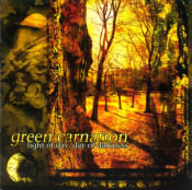 Light Of Day, Day Of Darkness by GREEN CARNATION album cover